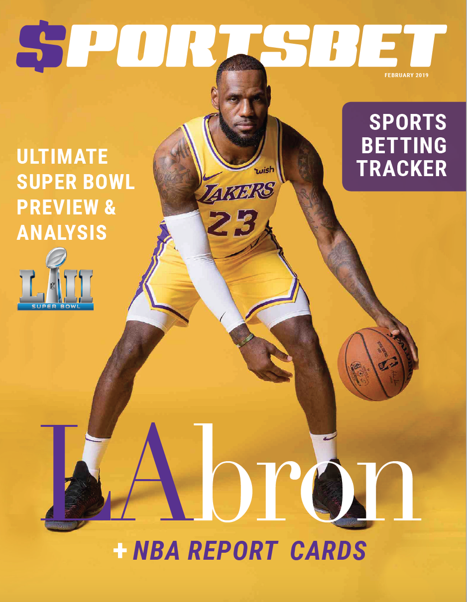 sports betting publications